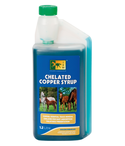 CHELATED COPPER SYRUP